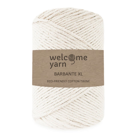 Barbante Yarn XL 300g Natural