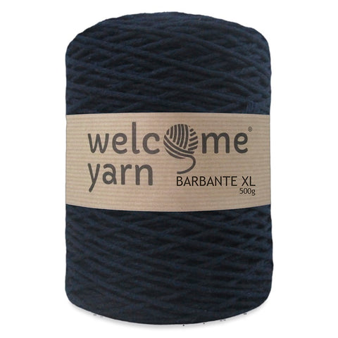 Barbante Yarn XL Navy Blue