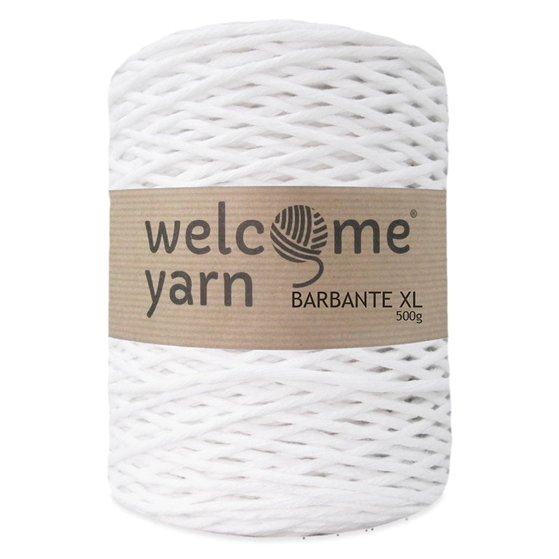 Barbante Yarn XL White