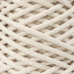 Cotton Cord 4mm Natural