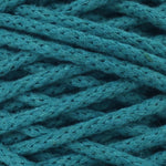 Cotton Cord 5mm Petrol Blue