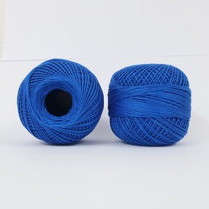 Crochet Thread Royal Blue #03