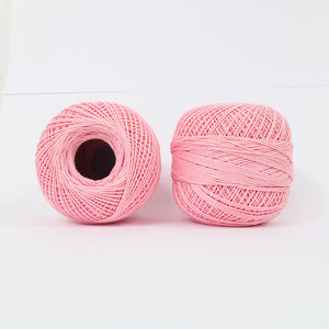 Crochet Thread Lemonade Pink #06
