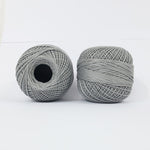 Crochet Thread Koala Grey #12