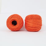 Crochet Thread Orangutan Orange #18