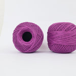 Crochet Thread Orchid Purple #38