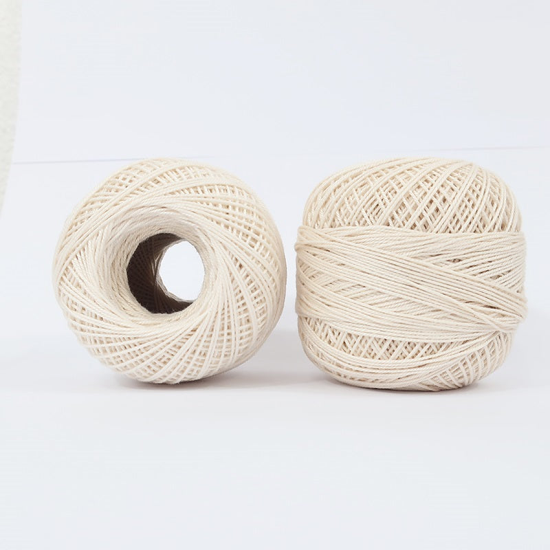 Crochet Thread Natural #43