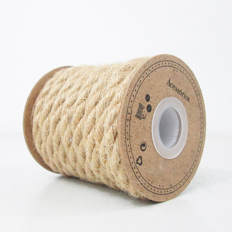 Natural Linen Rope 10mm