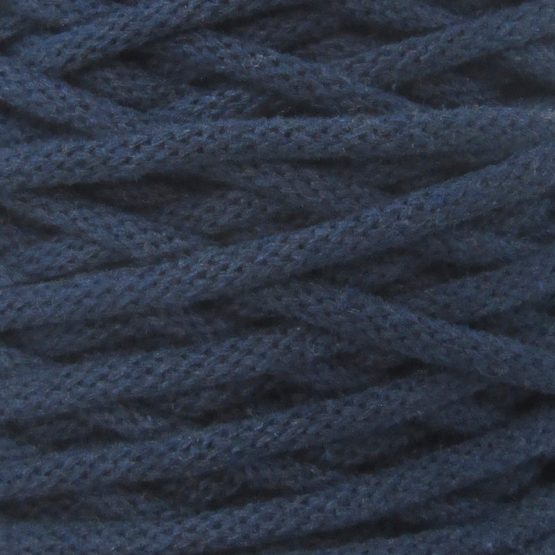 Cotton Cord 5mm Navy Blue