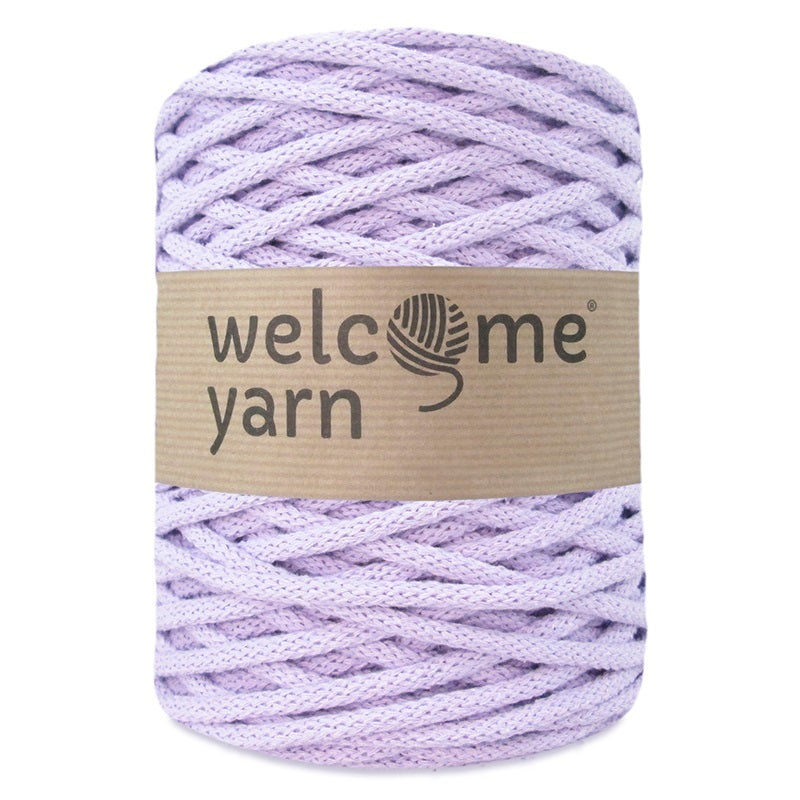 Cotton Cord 5mm Lilac