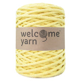 Cotton Cord 5mm Lemon Yellow