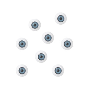 Self-Adhesive Eyes 14mm