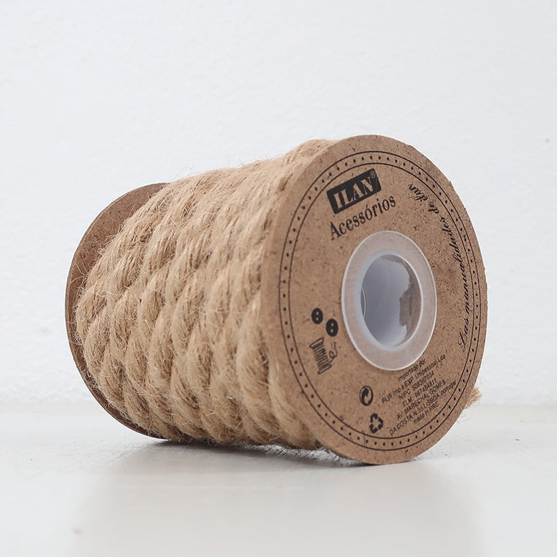 Natural Linen Rope 16mm