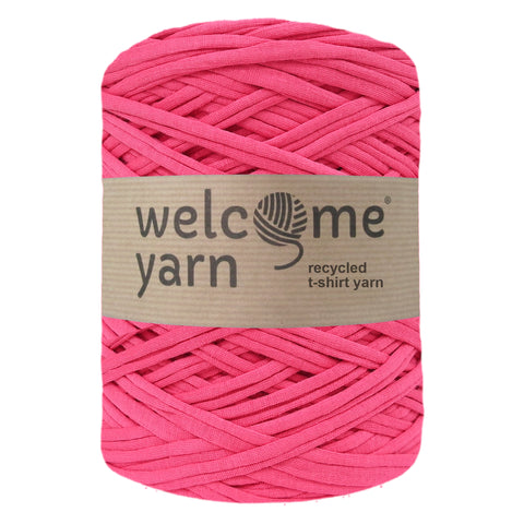 T-shirt Yarn Fuchsia