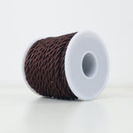 3PLY Cord 5mm Brown