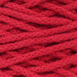 Cotton Cord 5mm Red