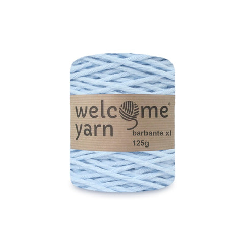 Barbante Yarn XL 125g Light Blue