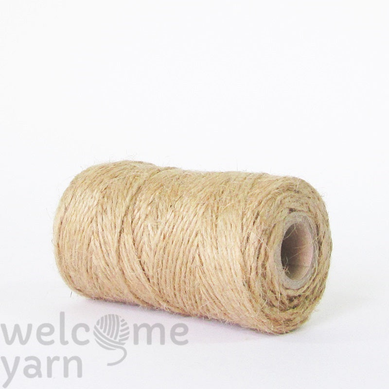 Natural Linen Twine 2mm