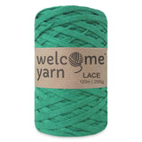 Lace Yarn Dark Green