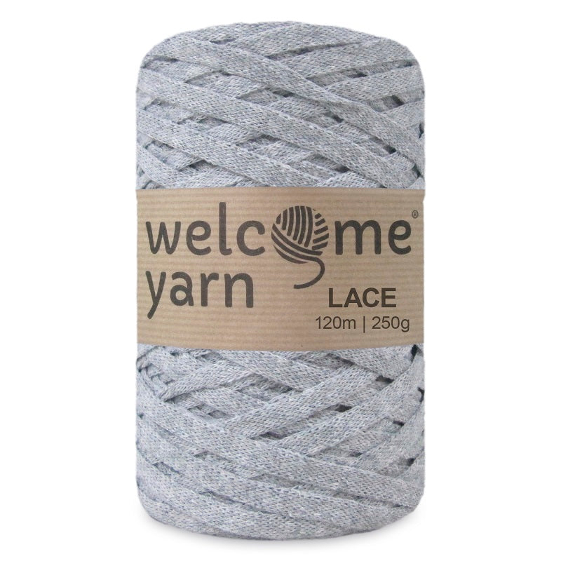 Lace Yarn Grey