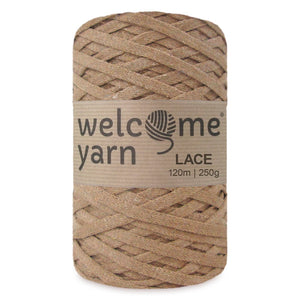 Lace Yarn Camel