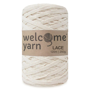 Lace Yarn Natural