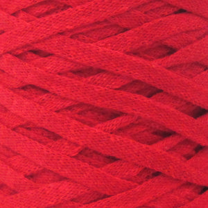 Lace Yarn Red