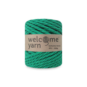 Barbante Yarn 3PLY 100g Dark Green
