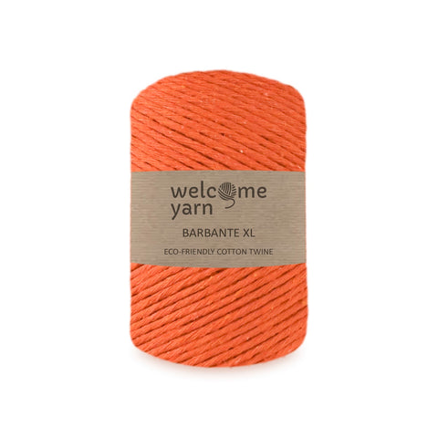 Barbante Yarn XL 125g Orange