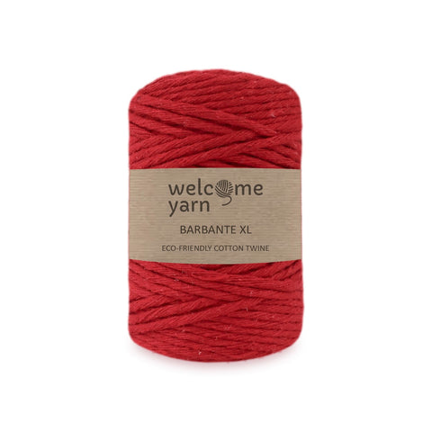 Barbante Yarn XL 125g Red