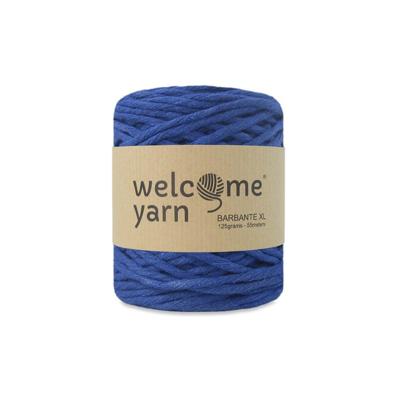 Barbante Yarn XL 125g Royal Blue
