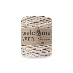 Barbante Yarn XL 125g Beige