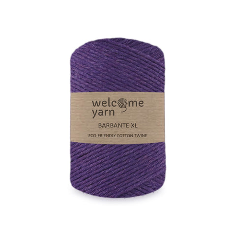 Barbante Yarn XL 125g Purple