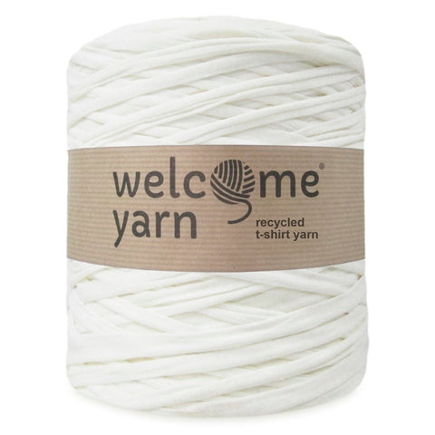 T-shirt Yarn Natural