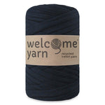 T-shirt Yarn Black Denim