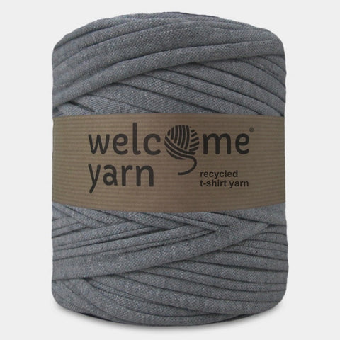 T-shirt Yarn -  Dark Grey