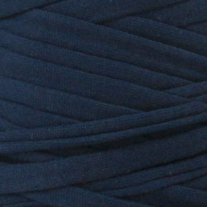 T-shirt Yarn Dark Blue