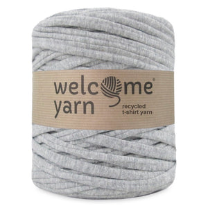 T-shirt Yarn Mottled Grey