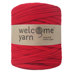T-shirt Yarn Deep Red