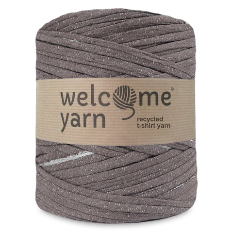 T-shirt Yarn Ash Grey