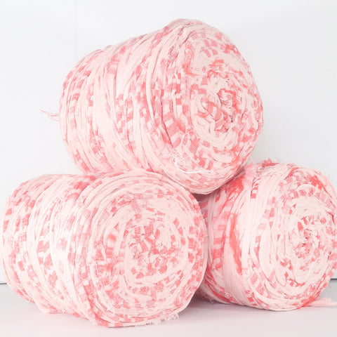 T-shirt Yarn Moss Green