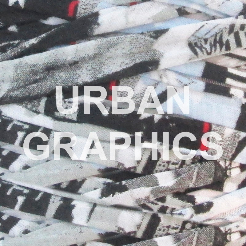 T-shirt Yarn Urban Graphics