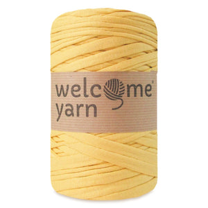 T-shirt Yarn Yellow