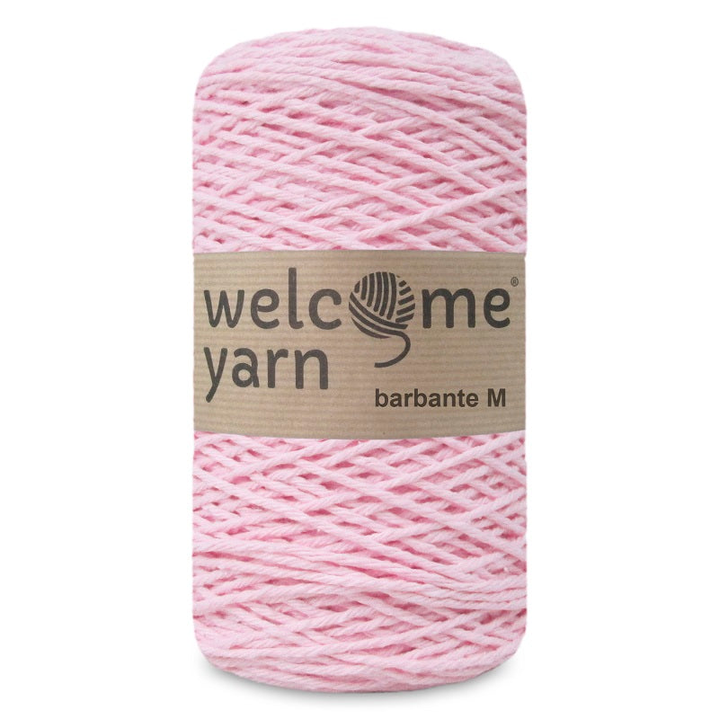 Barbante Yarn M Pink