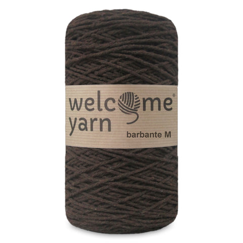 Barbante Yarn M Chocolate Brown