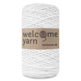 Barbante Yarn M White
