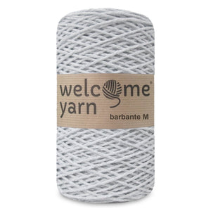 Barbante Yarn Light Grey