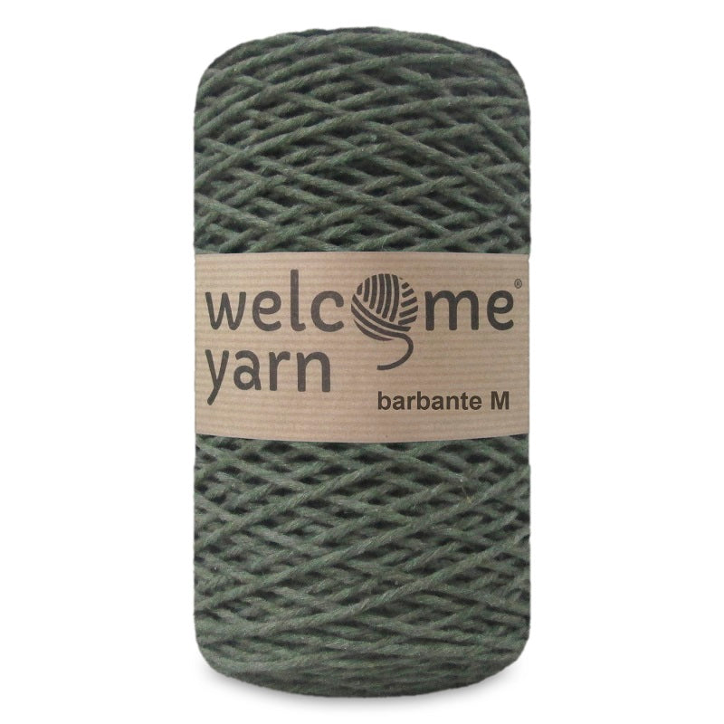 Barbante Yarn M Olive Green