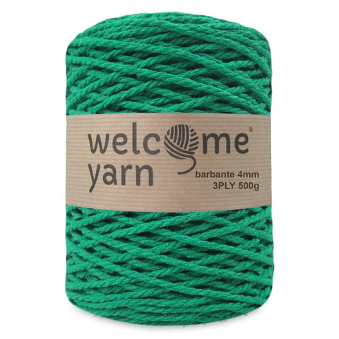 Barbante Yarn 3PLY Dark Green