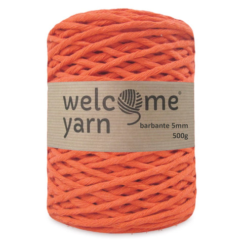 Barbante Yarn XXL Orange